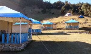Chopta meadows Heritage Camps 3