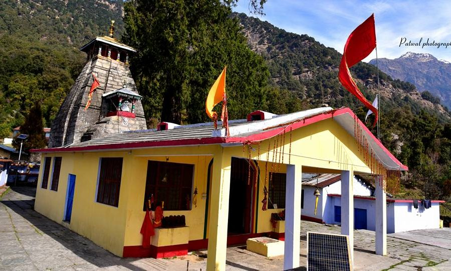 Ansuya Mata Temple is an ancient historical temple of sati Ansuya om Gopeshwar,Chamoli.