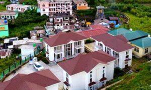 GMVN Guest House Near Triyuginarayan Temple .