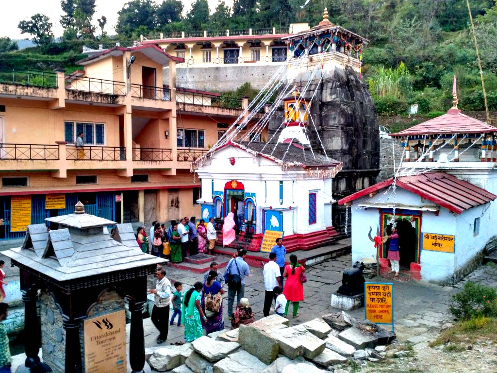 Vishwanath Temple Guptkashi,Rudraprayag,Uttarakhand