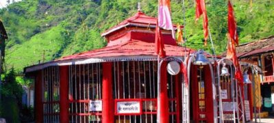 Kalimath Temple - One of the Shakti Peeth among 108 Shaktipeeths.