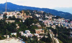 Nagnath Pokhri- A hill Town in Chamoli Uttarakhand