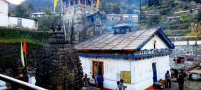 Triyuginarayan Temple at Trijugi Village